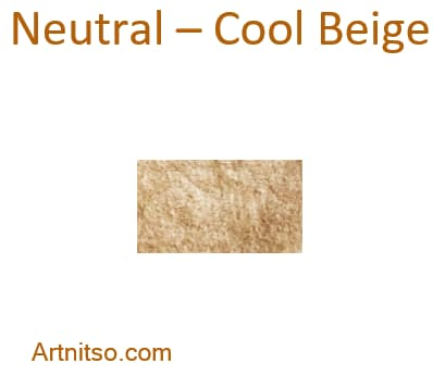 Derwent Procolour Neutral - Cool Beige - Artnitso.com