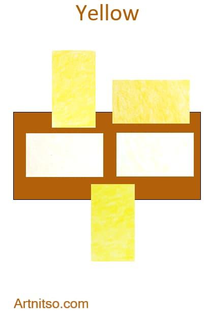 Derwent Procolour Yellow - Artnitso.com