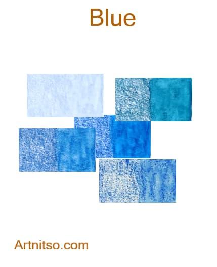 Caran d'Ache Museum - Blue - Artnitso.com
