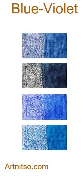 Caran d'Ache Museum - Blue-Violet - Artnitso.com