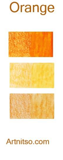 Caran d'Ache Museum - Orange - Artnitso.com