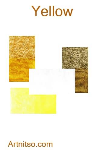 Caran d'Ache Museum - Yellow - Artnitso.com