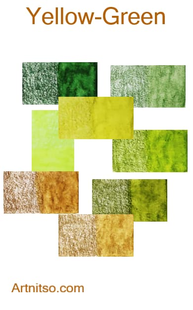 Caran d'Ache Museum - Yellow-Green - Artnitso.com