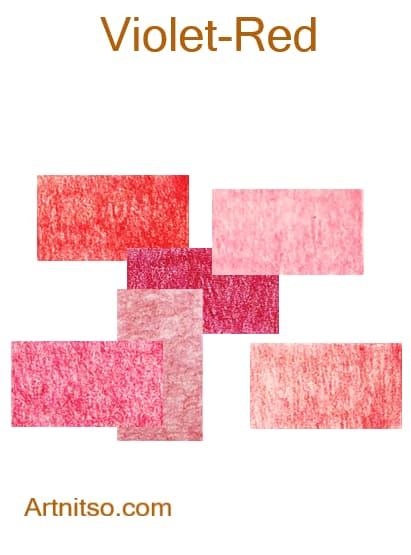 Caran d'Ache Pablo - Violet-Red - Artnitso.com