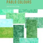 Caran dAche Pablo colours Pinterest 2