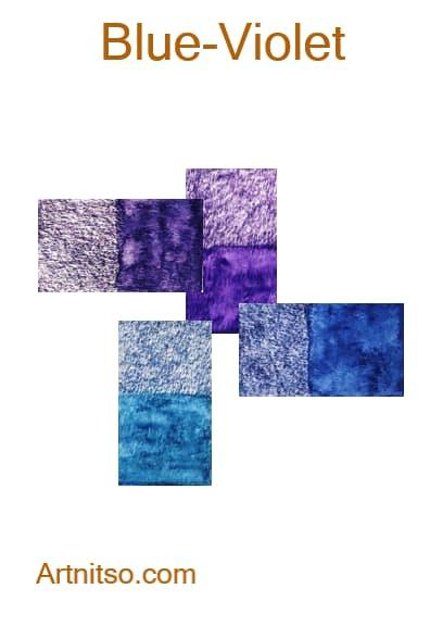 Caran d'Ache Supracolor Blue-Violet - Artnitso.com