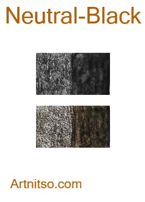 Caran d'Ache Supracolor Neutral-Black - Artnitso.com