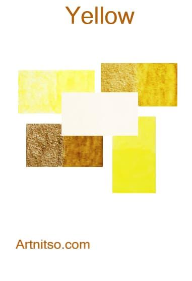 Caran d'Ache Supracolor Yellow - Artnitso.com