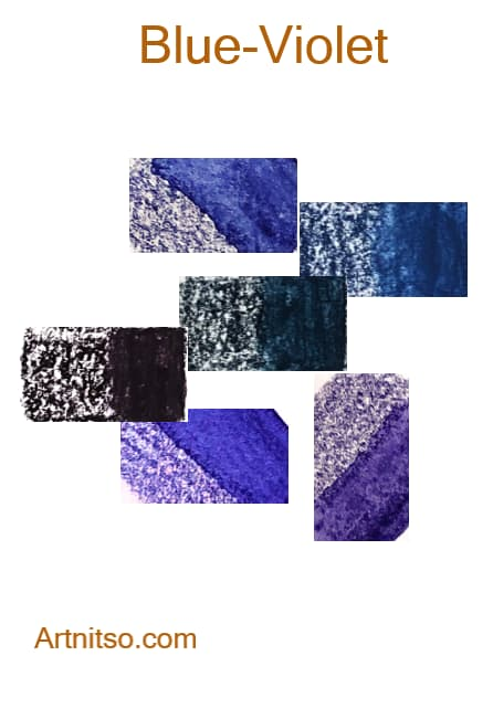 Derwent Inktense - Blue-Violet - Artnitso.com