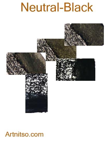 Derwent Inktense - Neutral-Black - Artnitso.com