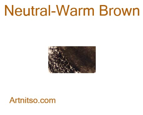 Derwent Inktense - Neutral-Warm Brown - Artnitso.com