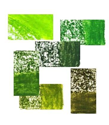 Derwent Inktense - Yellow-Green - Artnitso.com