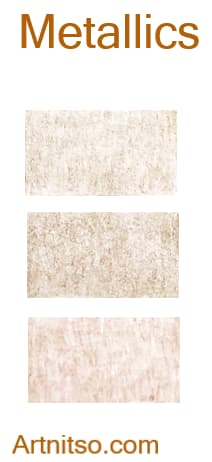 Faber Castell Polychromos - Metallics - Artnitso.com