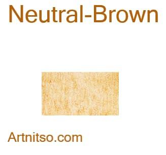 Faber Castell Polychromos - Neutral-Brown - Artnitso.com