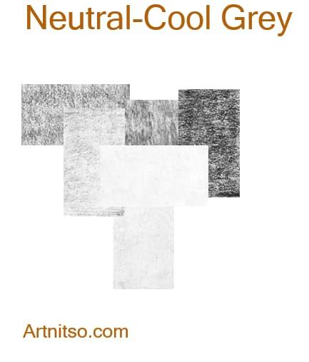 Faber Castell Polychromos - Neutral-Cool Grey - Artnitso.com
