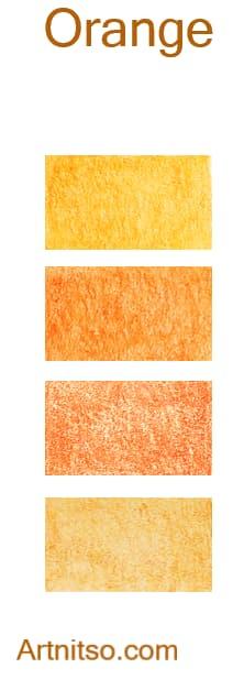 Faber Castell Polychromos - Orange - Artnitso.com