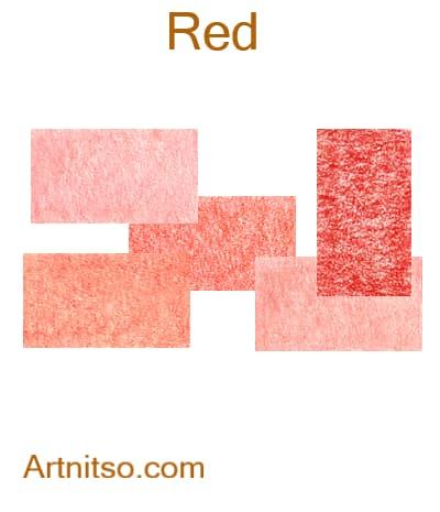 Faber Castell Polychromos - Red - Artnitso.com