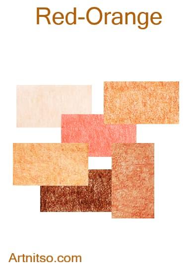 Faber Castell Polychromos - Red-Orange - Artnitso.com