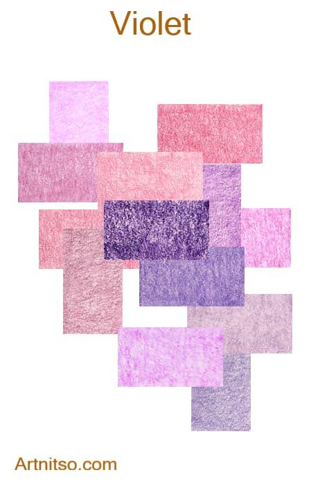 Faber Castell Polychromos - Violet - Artnitso.com