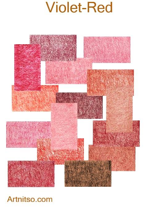 Faber Castell Polychromos - Violet-Red - Artnitso.com