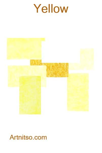 Faber Castell Polychromos - Yellow - Artnitso.com