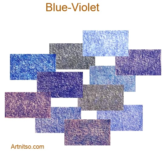 Prismacolor Premier 12 144 Blue-Violet - Artnitso.com