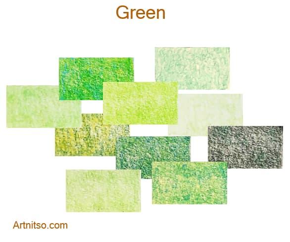 Prismacolor Premier 12 144 Green - Artnitso.com