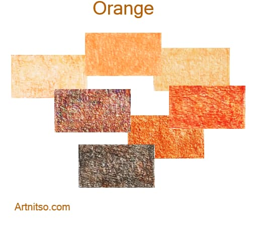 Prismacolor Premier 12 144 Orange - Artnitso.com