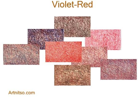 Prismacolor Premier 12 144 Violet-Red - Artnitso.com
