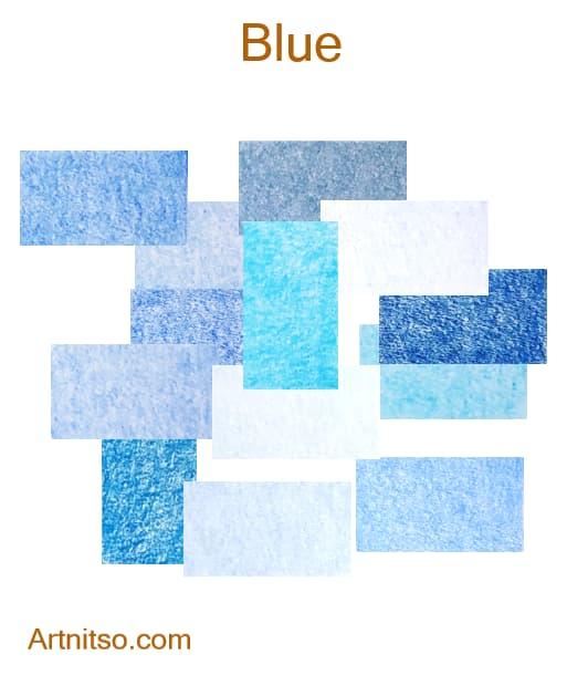 Prismacolor Premier Blue - Artnitso.com