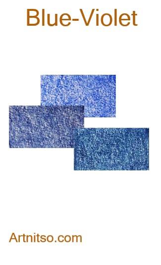 Prismacolor Premier I and II -Blue-Violet - Artnitso.com