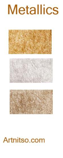 Prismacolor Premier I and II -Metallics - Artnitso.com