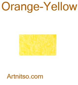 Prismacolor Premier III IV and V Orange-Yellow - Artnitso.com