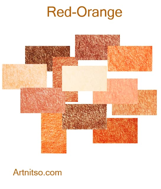 Prismacolor Premier Red-Orange - Artnitso.com