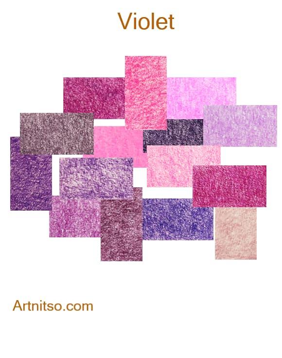Prismacolor Premier Violet - Artnitso.com