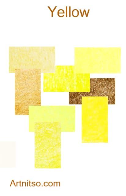 Prismacolor Premier Yellow - Artnitso.com