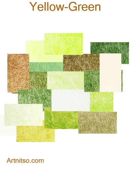 Prismacolor Premier Yellow-Green - Artnitso.com