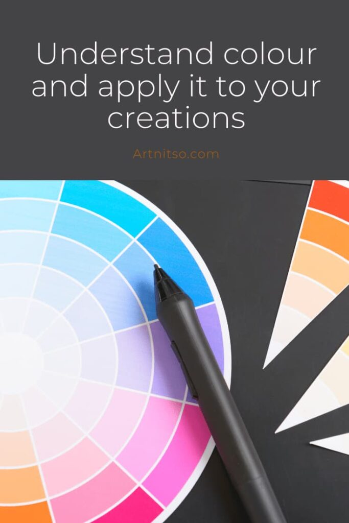 eBook coming soon - understand colour and apply it to your creations.