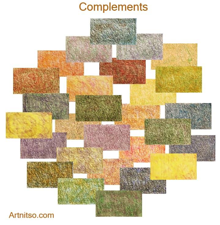 Caran d'Ache Pablo 12 144 Complements - Artnitso.com