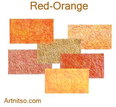 Caran d'Ache Pablo 12 144 Red-Orange - Artnitso.com