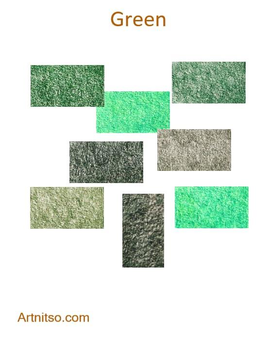 Derwent Lightfast Green - Artnitso.com