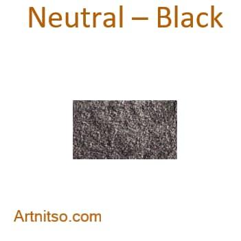 Derwent Lightfast Neutral - Black - Artnitso.com