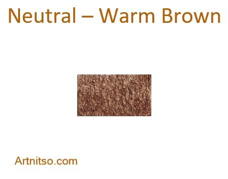 Derwent Lightfast Neutral - Warm Brown - Artnitso.com