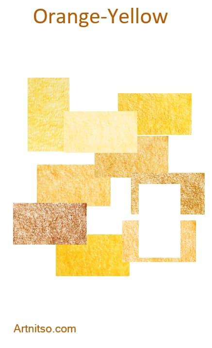 Derwent Lightfast Orange-Yellow - Artnitso.com