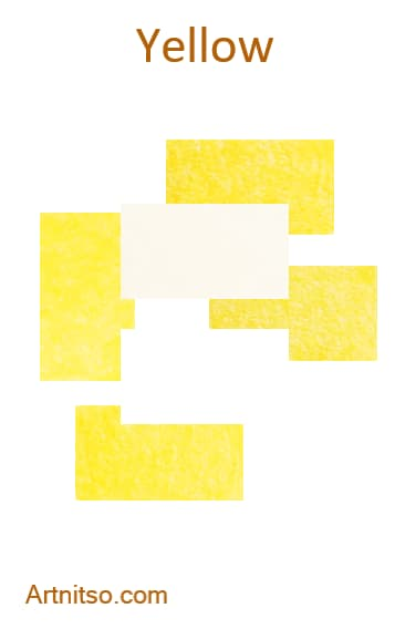 Derwent Lightfast Yellow - Artnitso.com