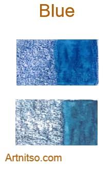 Caran d'Ache Museum 144 colours 12 set - Blue - Artnitso.com