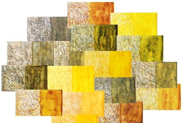 Caran d'Ache Museum 144 colours 12 set - Orange-Yellow - Artnitso.com