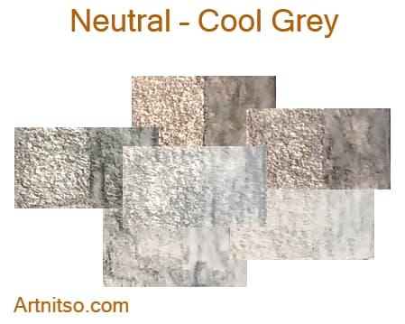 Caran d'Ache Supracolor - 144 colours 12 set - Neutral-Cool Grey - Artnitso.com