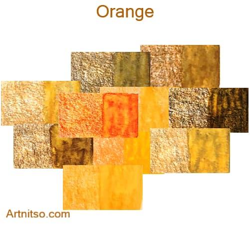 Caran d'Ache Supracolor - 144 colours 12 set - Orange - Artnitso.com