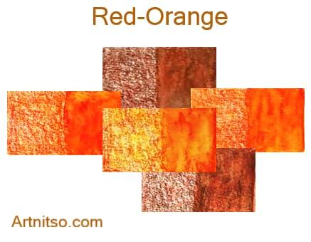 Caran d'Ache Supracolor - 144 colours 12 set - Red-Orange - Artnitso.com